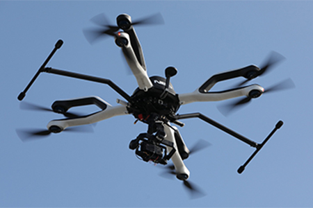 European Commission adopts rules on operating drones